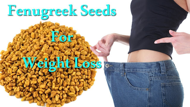 weight loss by methi seeds