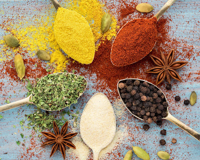 INTERNATIONAL:  Homemade Spices that taste better than ready-made spices!!
