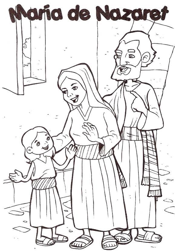 Dibujos Virgen Maria. Amazing Dibujos Para Catequesis Virgen Mara ...