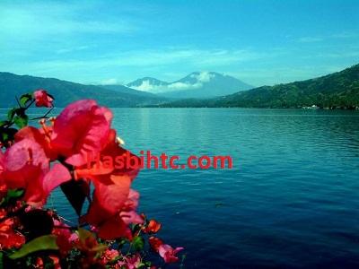 Gambar Danau Singkarak