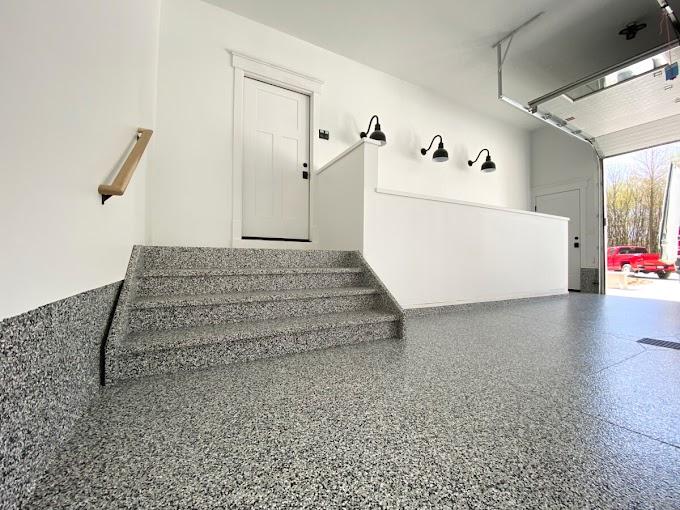 Ultimate Garage Floor Protection using Polyurea/Polyaspartic Floor Coatings