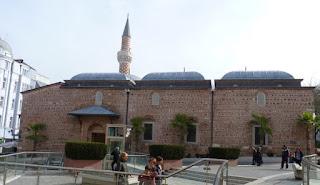 Plaza y Mezquita Dzhumaya.