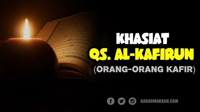 Al-Kafirun, Salah Satu Surat Al Qur'an yang Sangat Ditakuti Iblis