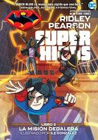 Superhijos: La misión Dedalera