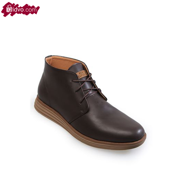 Sepatu Boots Mens Republic Dandy - Brown