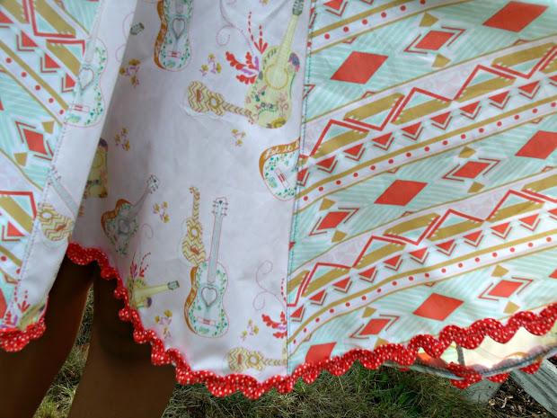 Calm And Carrion Whimsical Fabric Make Challenge
