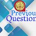 Kerala PSC Degree Level Previous GK Questions and Related Facts - 6