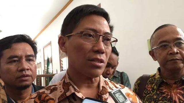 Bupati Cirebon Menyesal Terima Gratifikasi Jabatan Rp100 Juta