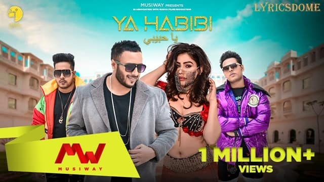 Ya Habibi Lyrics - Ash King, Jyotica Tangri