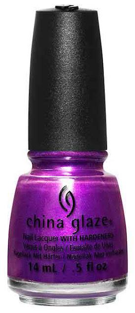 China Glaze esmalte fusia