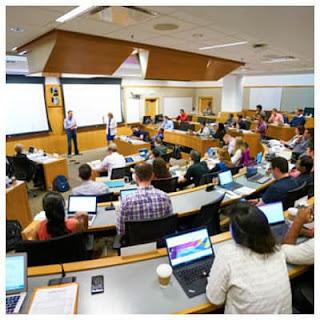 Los programas de MBA de UC-Berkeley Haas están designados por STEM