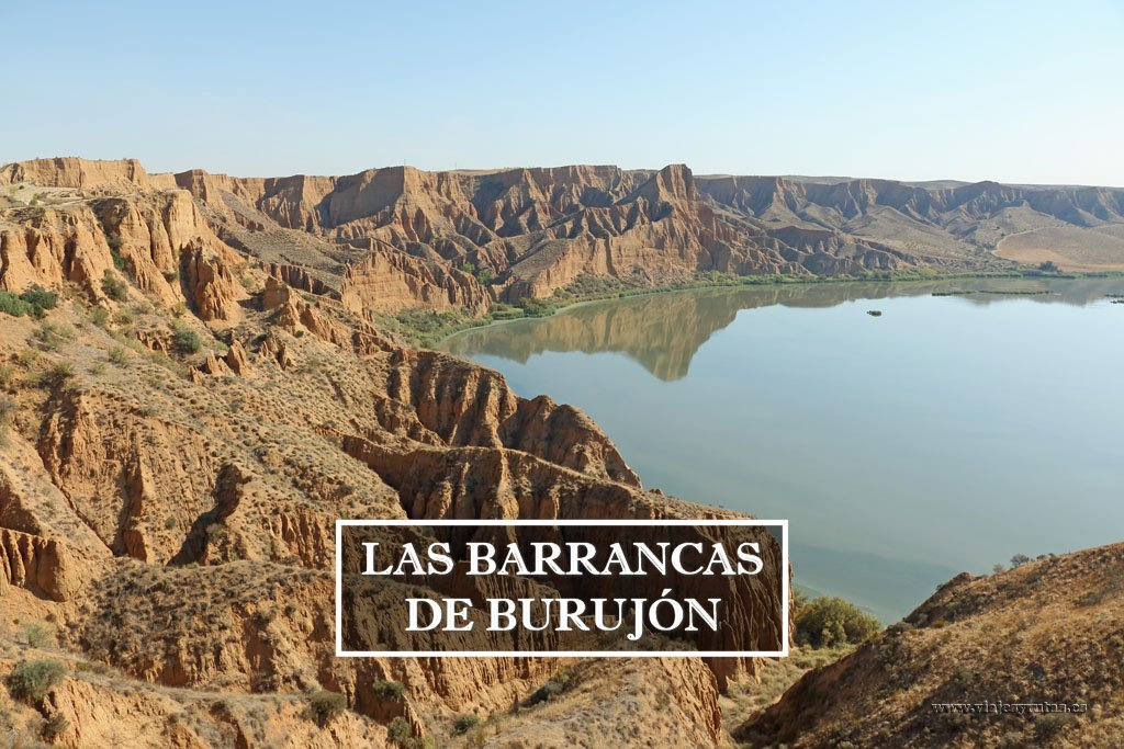 Ruta por las Barrancas del Burujón, Toledo
