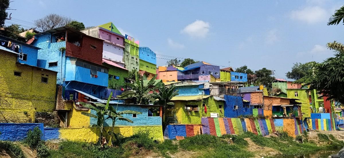Kampung Warna Warni Jodipan