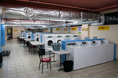 Starting a dry cleaning and laundry business