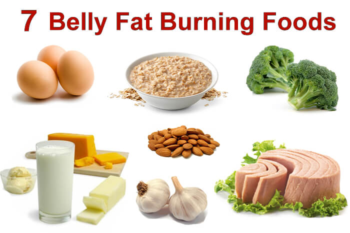 lose belly fat with diet only