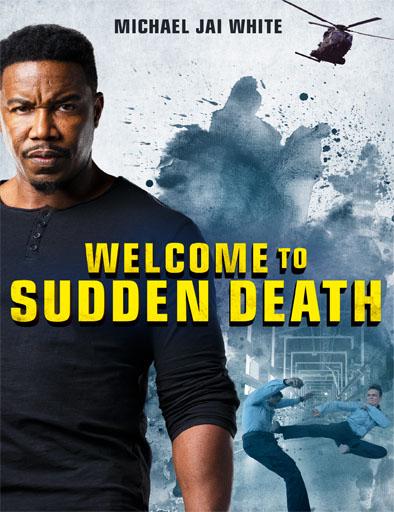 Poster de Bienvenido a la muerte súbita