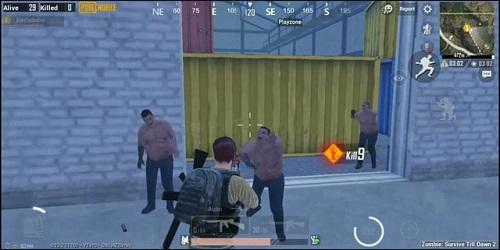 Thay thế cho zombie cảnh sát sẽ là những gã zombie công nhân vô cùng xấu xí