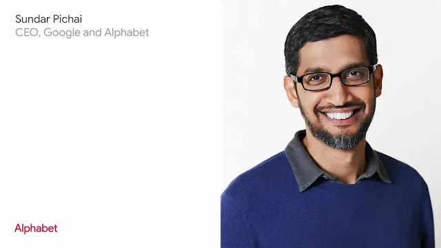SUNDAR PICHAI, GOOGLE CEO, TEASES 'IMPORTANT PRODUCT UPDATES AND ANNOUNCEMENTS' AHEAD OF GOOGLE I/O