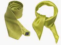Krawatte und Tuch