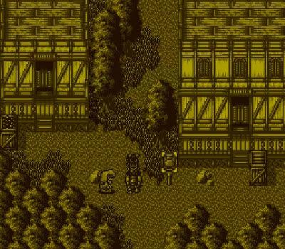 Nekketsu Tairiku: Burning Heroes - Bitter Memories