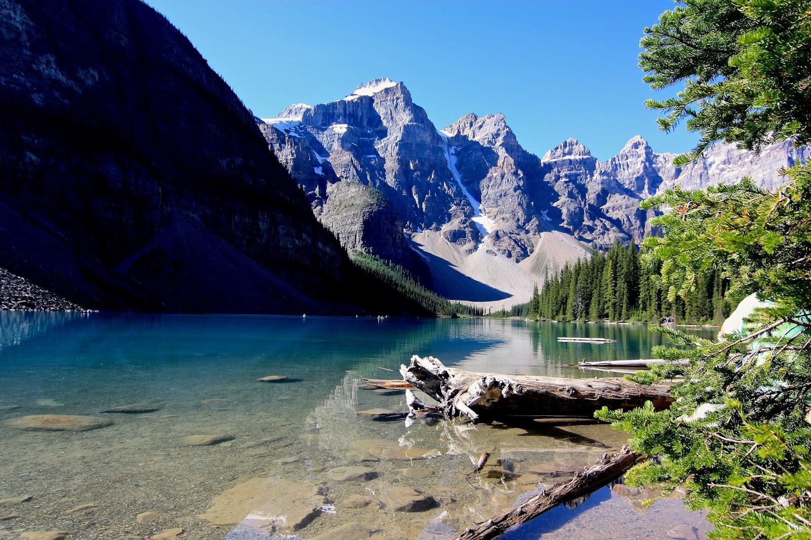 Viaje a Canadá: Montañas Rocosas 11 días