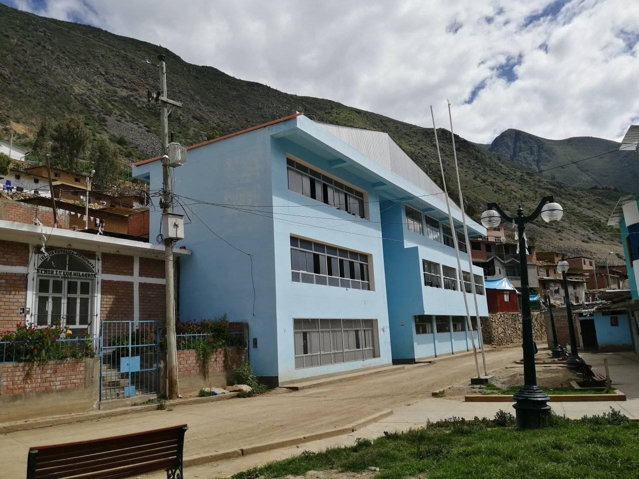 Escuela 20372 ALFONSO UGARTE VERNAL - Pichupampa