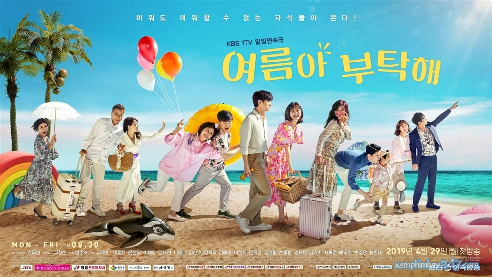 http://xemphimhay247.com - Xem phim hay 247 - Say Nắng (2019) - Home For Summer (2019)