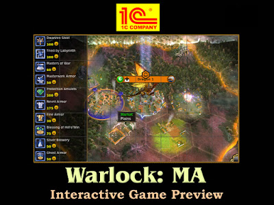 Warlock: Master of the Arcane Puzzle