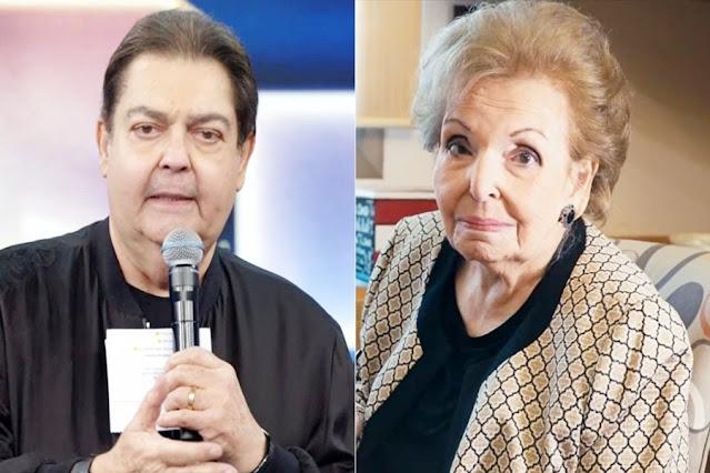 Morre Cordélia Silva, mãe do apresentador Faustão