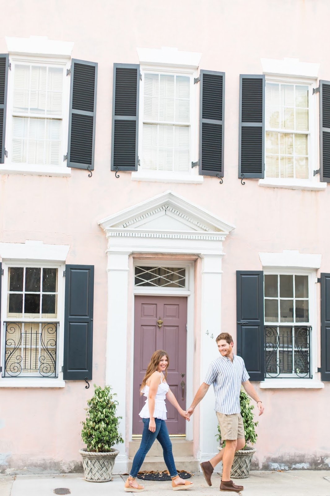 Engagement Photoshoot in Charleston, SC - Chasing Cinderella