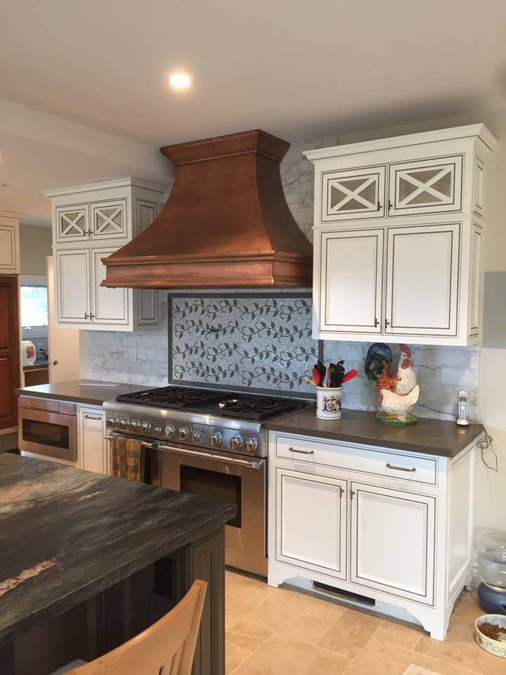THE METAL SHOPPE | Custom Metal Kitchen Hoods | Countertops