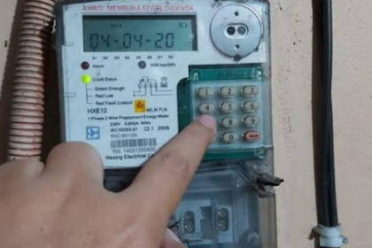 Cara dapat token listrik gratis PLN April 2021 lewat WA Dan aplikasi PLN Mobile.