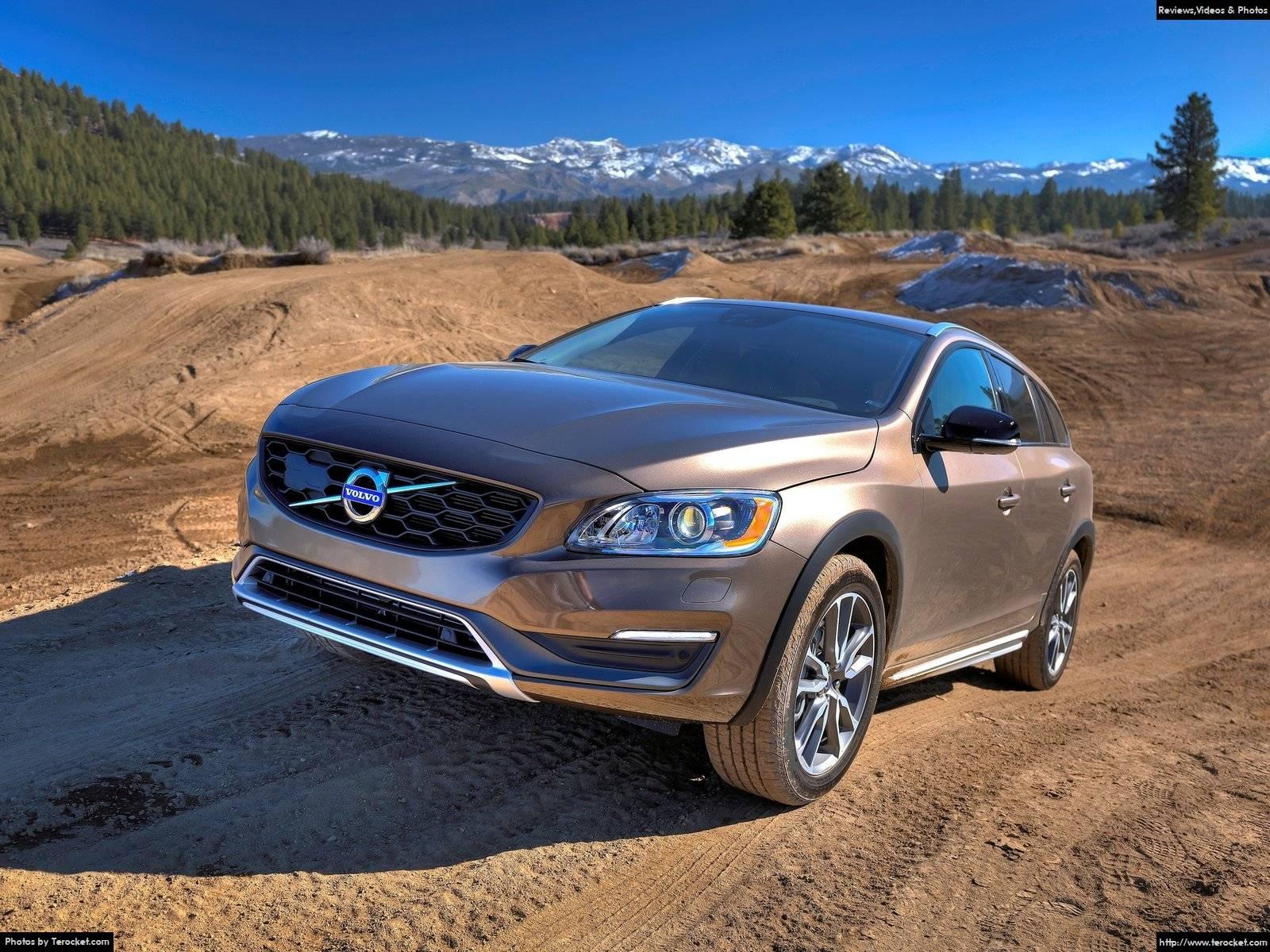 Hình ảnh xe ô tô Volvo V60 Cross Country 2016 & nội ngoại thất