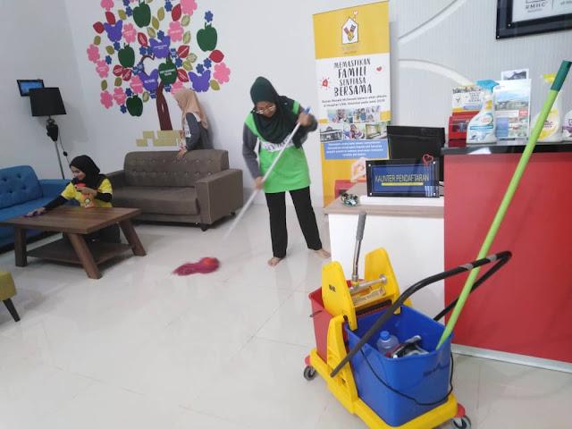 Aktiviti Wangikan Rumah Ronald McDonald HUSM Oleh Team AFY haniff
