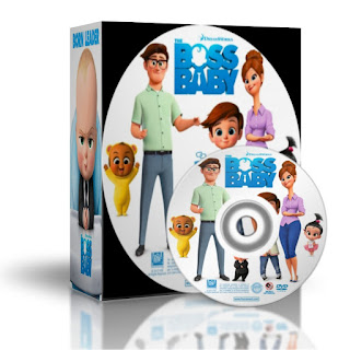 The Boss Baby (2017) Mp4-Hd-BluRay-1080p Español y Ingles
