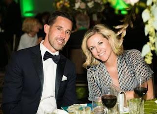 Mandy Shanahan with her husband Kyle Shanahan