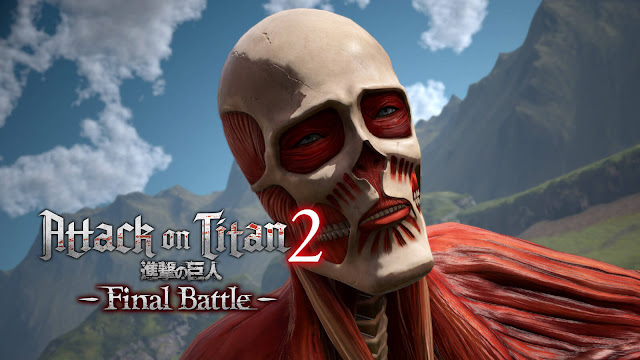 attack on titan 2 final battle new hero armin titan pc ps4 xb1 koei tecmo