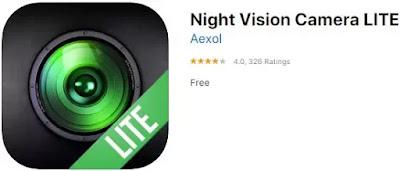 Aplikasi Kamera Malam Terbaik untuk iPhone-4