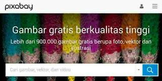 30 Website penyedia Gambar Gratis berKualitas Untuk blog