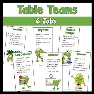 FREE Table Teams