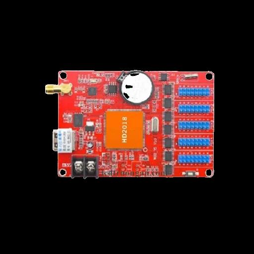 Card HD W62 75 - WIFI