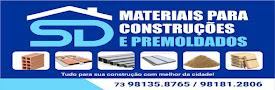 SD MATERIAIS PARA CONSTRUÇÃO - AV; PROFº OTÁVIO MONTEIRO S-N