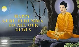 Guru Purnima WhatsApp status image
