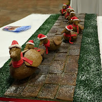 Boston Christmas Festival_Gingerbread House Competition_New England Fall Events_Make Way for Ducklings