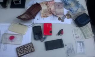 Homem suspeito de tráfico de drogas é preso em Glória