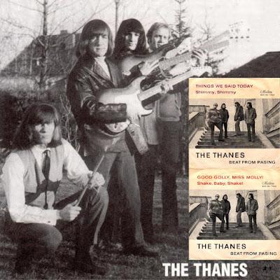 The Thanes (Heimatliche Klaenge  VOL. 190 )