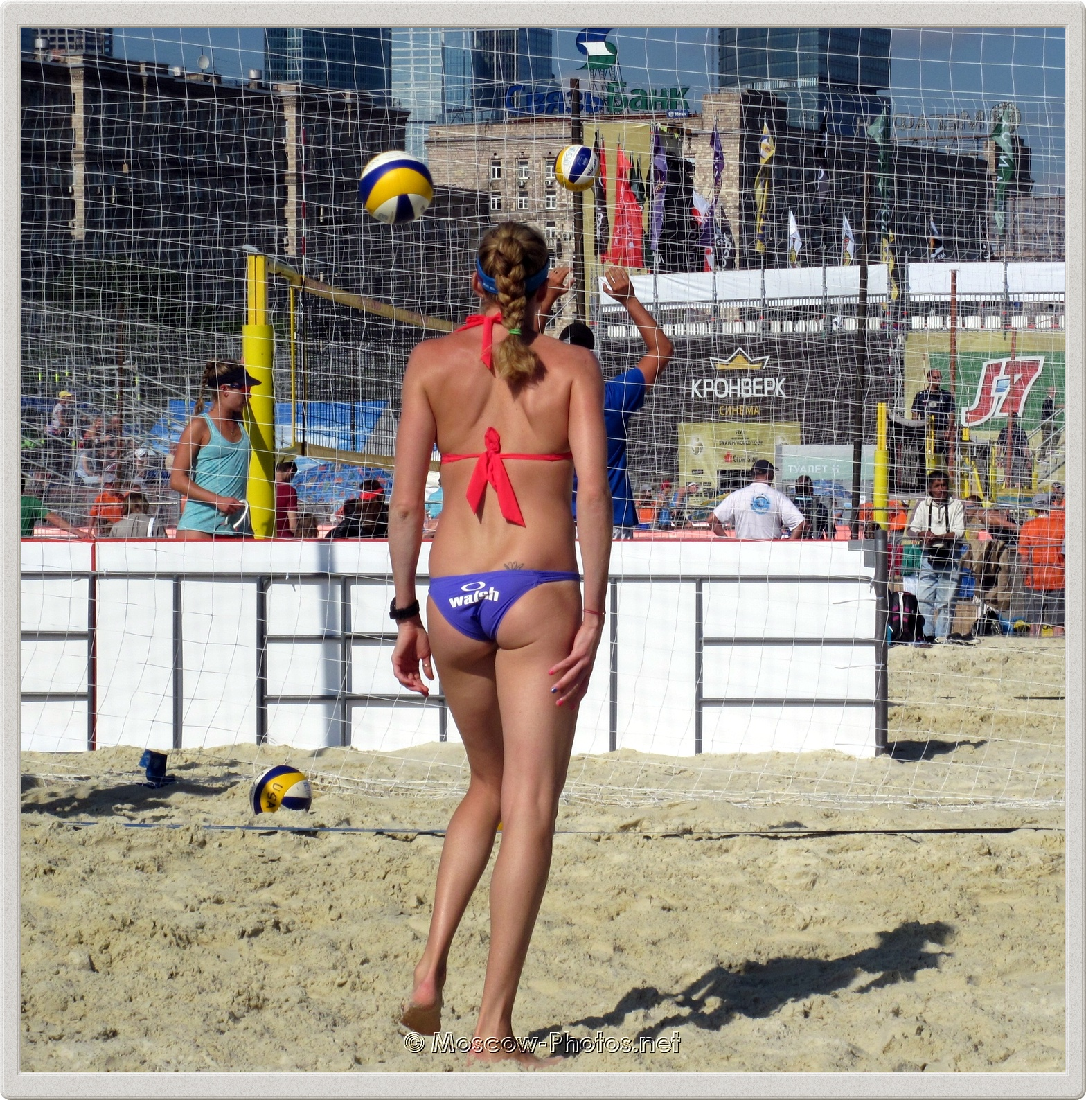Kerri Walsh Beach Volleyball 2012
