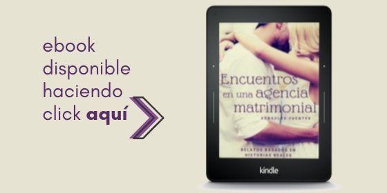 descargar el ebook en versión Kindle Encuentros en una agencia matrimonial, de Sonsoles Fuentes