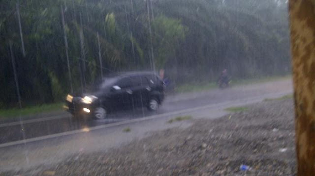Aceh Masih Berpotensi Hujan Dalam Dua Hari Ini