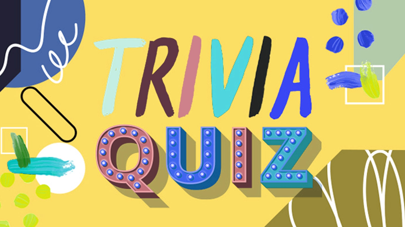 Middle School Trivia Questions